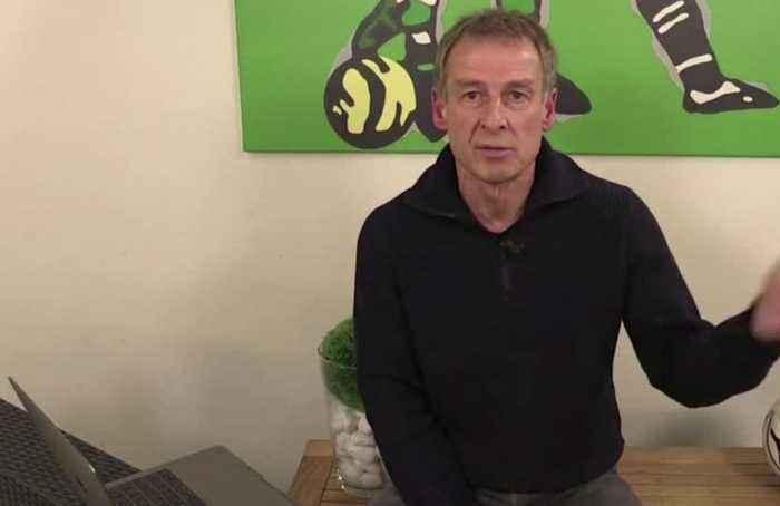 Hertha in turmoil after Klinsmann's surprise departure