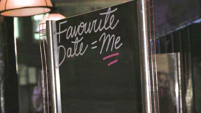 London's first self-love restaurant launches for Valentine's Day
