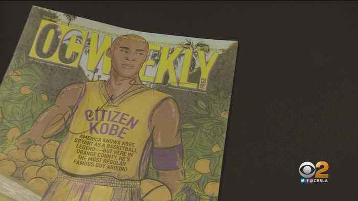 Goldstein Investigates: Collectors Cash In On Kobe Bryant's Signature Since Lakers Star's Death