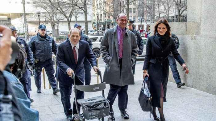 Harvey Weinstein attorney attacks r*pe accusers in court wrap-up