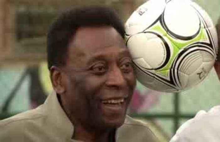'I am well': Pele seeks to allay fears amidst health concerns