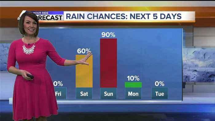 Rachel Garceau's On Your Side forecast 2/14/20
