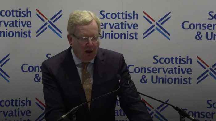 Carlaw elected as Scottish Conservatives leader