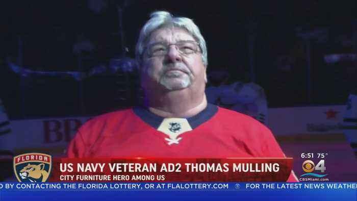 Heroes Among Us: US Navy Veteran Thomas Mulling