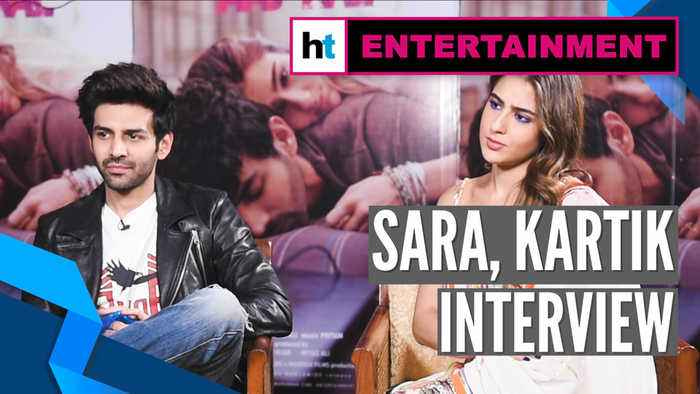 Love Aaj Kal stars Sara Ali Khan and Kartik Aaryan talk about Imtiaz Ali's process