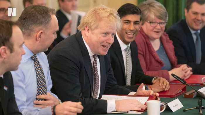 What We Learned From Boris Johnson's Cabinet Reshuffle