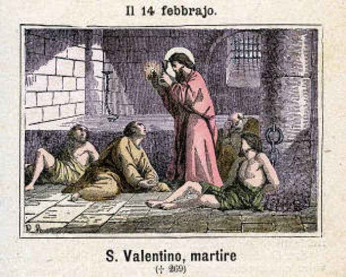 This Day in History: St. Valentine Is Executed