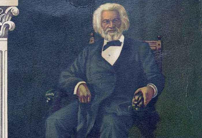 Black History Icons: Frederick Douglass