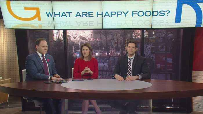 Can Foods Make You Happy?