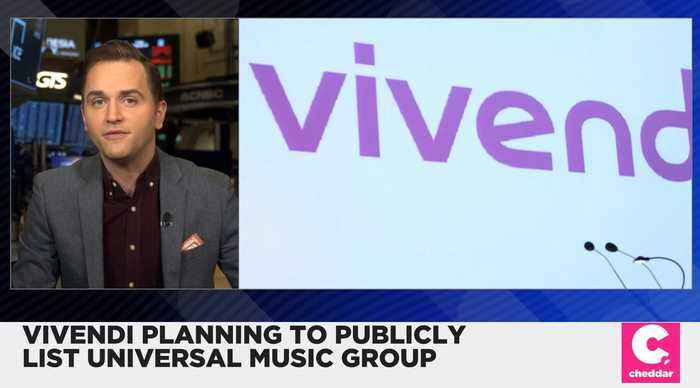 Vivendi Planning an IPO of Universal Music Group