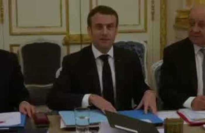 Macron's candidate for Paris mayor pulls out over sexting row