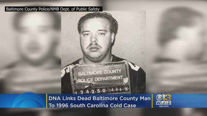 DNA Links Dead Baltimore County Serial Burglar Ronald Lee Moore To 1996 South Carolina Cold Case