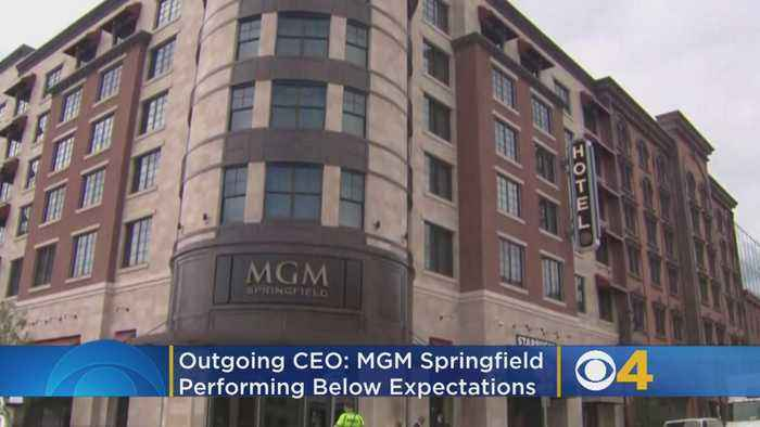 MGM Springfield Casino Performing Below Expectations, CEO Says