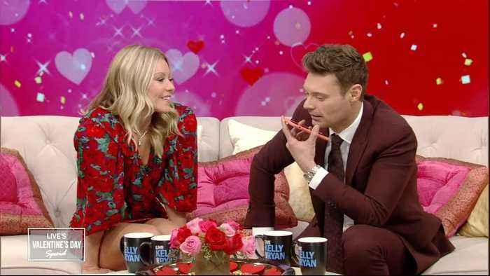 Kelly and Ryan Share Romantic Valentine Memories
