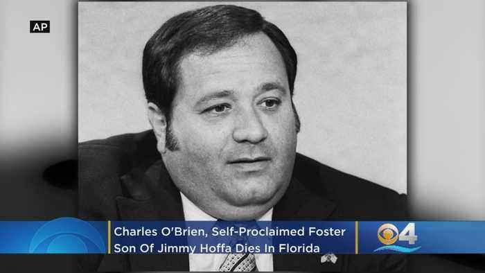 Charles 'Chuckie' O'Brien, Self-Proclaimed Foster Son Of Jimmy Hoffa, Dies In Florida