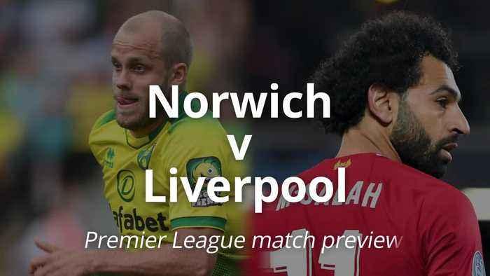 Premier League Match Preview: Norwich v Liverpoll