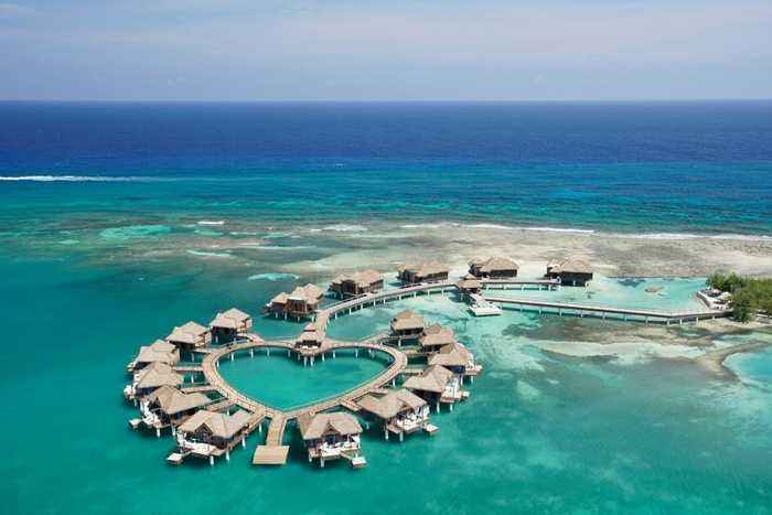 These New Overwater Bungalows in Jamaica Are What Sweet Vacation Dreams Are Made of