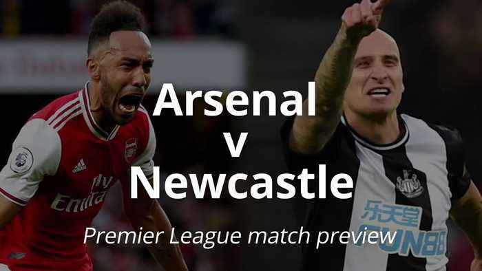 Premier League match preview: Arsenal v Newcastle