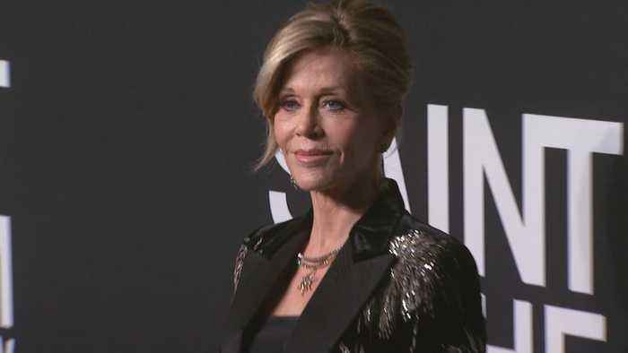 Jane Fonda Says She's Done With Plastic Surgery