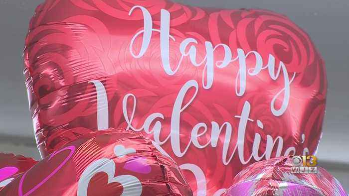 Love Is In The Air: Baltimore Celebrates Valentine's Day Across The City