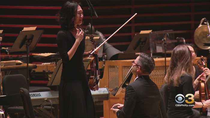 Philadelphia Orchestra Trumpet Player Proposes To Girlfriend