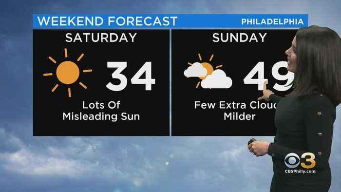 Philadelphia Weather: Half And Half Weekend
