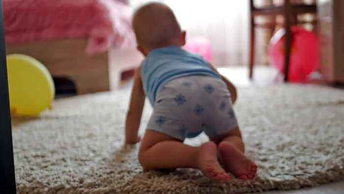 Scientists Develop Smart Diaper That Can Notify iPhone When It's Wet