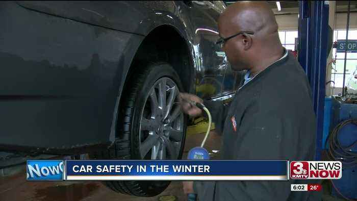 Experts offer car maintenance tips ahead of cold blast headed to region