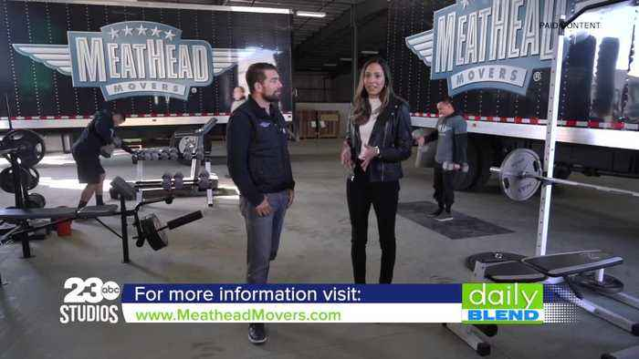 Daily Blend: Meathead Movers