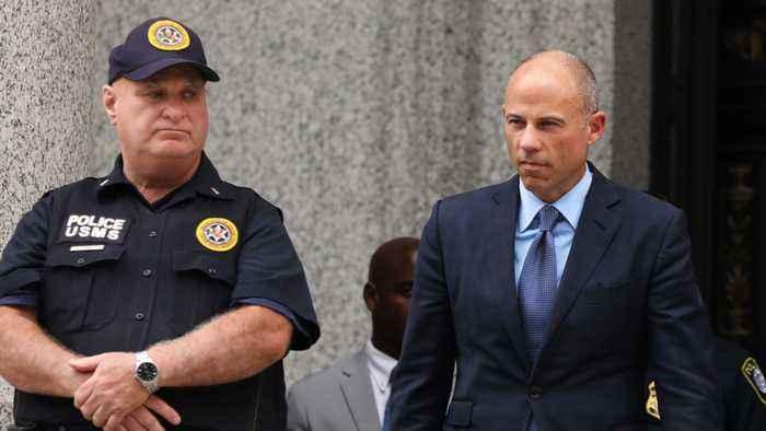 Michael Avenatti Found Guilty In Nike Trial