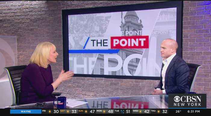 Point Of View: Congressman Max Rose Discusses Endorsing Former Mayor Michael Bloomberg & More