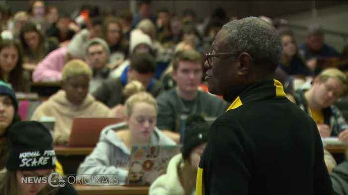 Black history, personal experience shape KSU professor's class, preparing the next generation