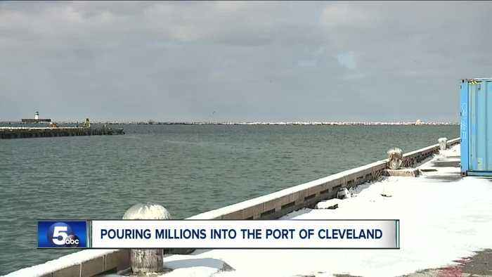 $11 million federal grant will rehab aging docks at Port of Cleveland, which employs 4,000