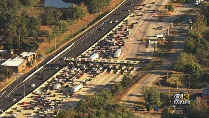 Expect Delays Crossing Bay Bridge Next Week