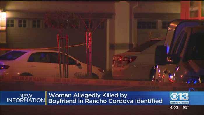 Woman Allegedly Killed By Boyfriend In Rancho Cordova Identified