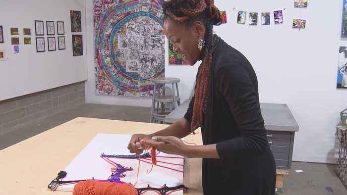 RedLine Contemporary Art Studio Focuses On Afro-Futurism Exhibit