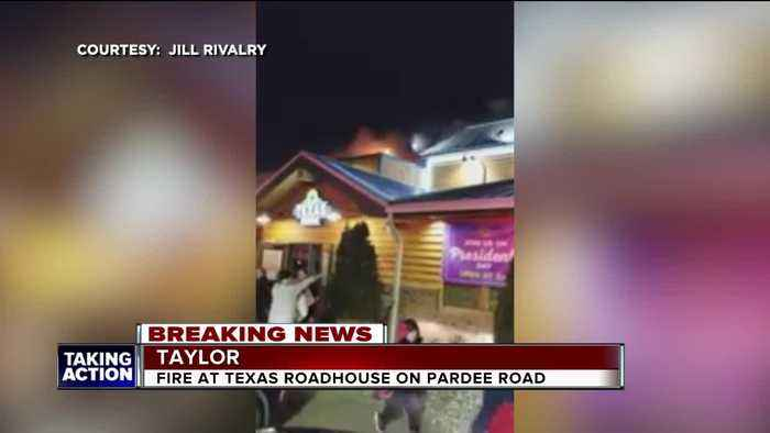 Fire closes Taylor Texas Roadhouse during Valentine's dinner