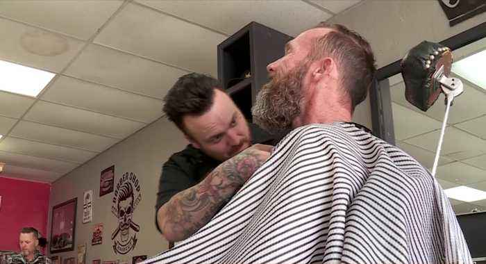 Wife Upset After Barber Shop Allegedly Asked Her to Leave Because She's a Woman