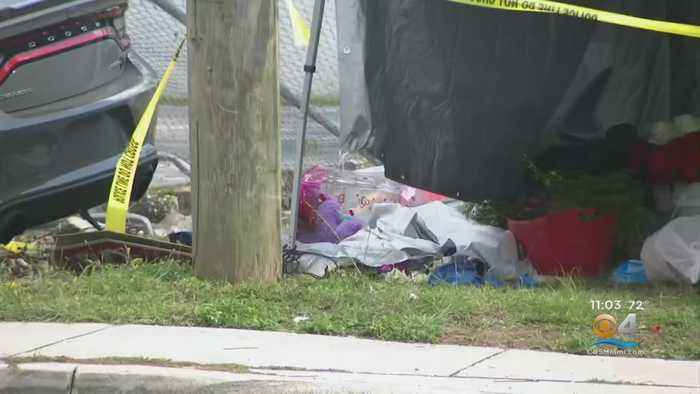 3-Year-Old Child Killed After Being Trapped Underneath Vehicle