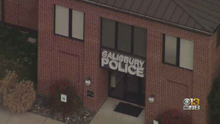 Salisbury Police Investigate Evidence Room Thefts