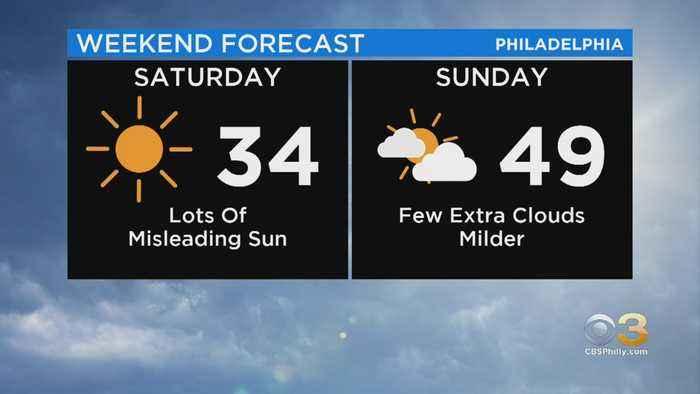 Philadelphia Weather: Half-And-Half Weekend