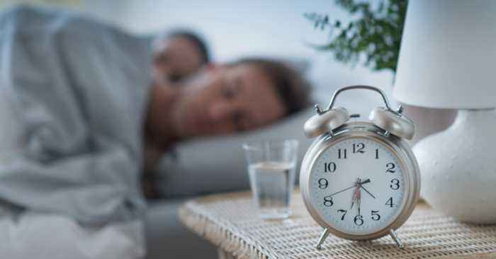 Researchers Find That Sleeping In May Be Better For Our Health
