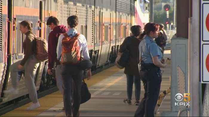 Capitol Corridor Train Sees Sharp Rise in 'Supercommuter' Ridership