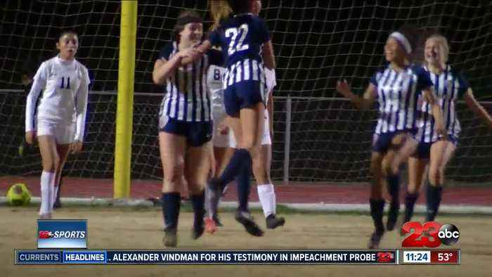 Five teams advance in girl's soccer semi-finals