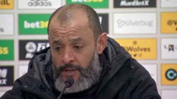 Nuno on VAR: Something has to be done