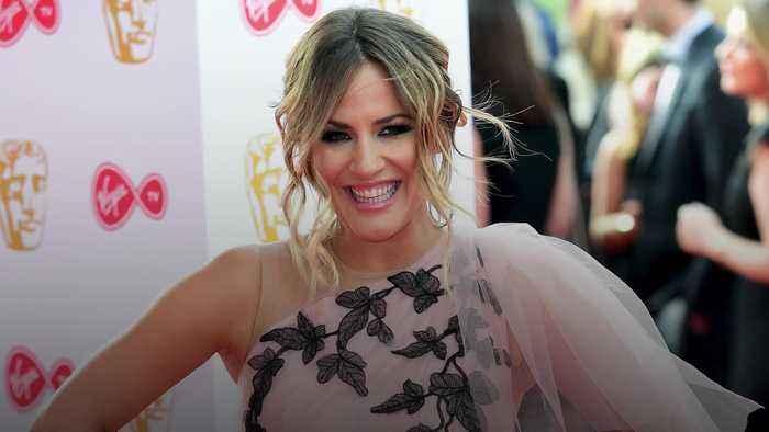 TV Presenter Caroline Flack dead aged 40