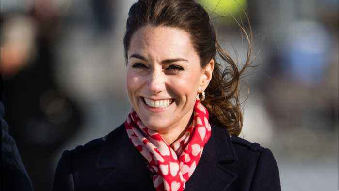 Kate Middleton First-Ever Podcast Interview