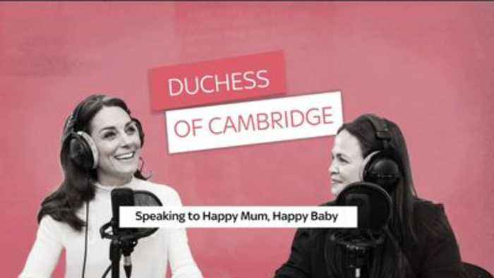 Duchess admits to feeling 'mum guilt' in podcast
