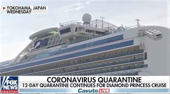 Quarantined cruise ship passenger opposes US coronavirus evacuation plan