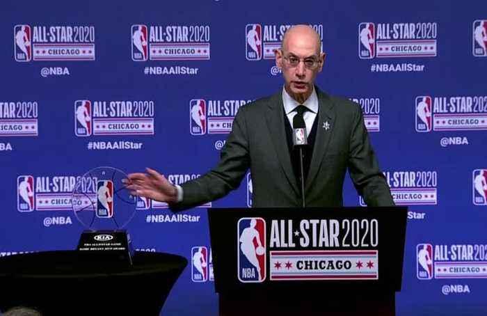 NBA All-Star Game MVP Award permanently named for Kobe